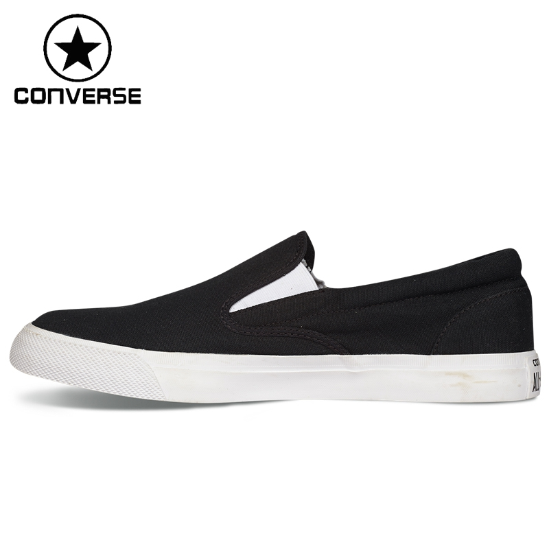 ФОТО Original New Arrival  Converse Core Slip men and women Skateboarding Shoes Canvas Sneakers