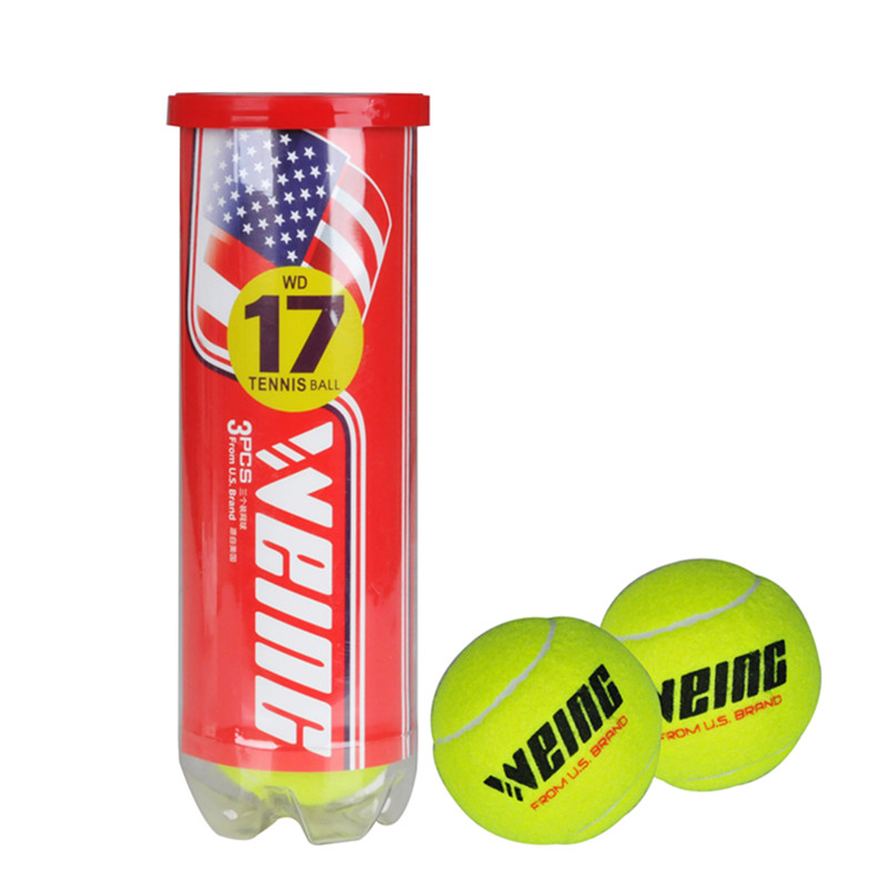 WEING WD-17 Elastic Super Outdoor Competition Training For Chemical Fiber Beating Tennis