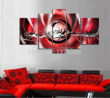 Handmade Picture Oil Painting Large Wall Art Abstract Stream Paintings Home Decoration For Living Room