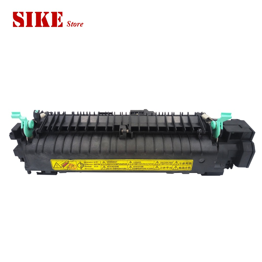 Fusing Heating Unit Use For Fuji Xerox DocuPrint 340A 340 Fuser Assembly Unit chip for xerox fuji xerox fuji xerox fujixerox 108r776 108r777 108r775 new iamging refill kits chips fuses free shipping