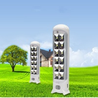 Indoor Outdoor 12 Pcs LEDs Emergency Camping Light Hangable Portable Lamps For Household Small Nights Desktop