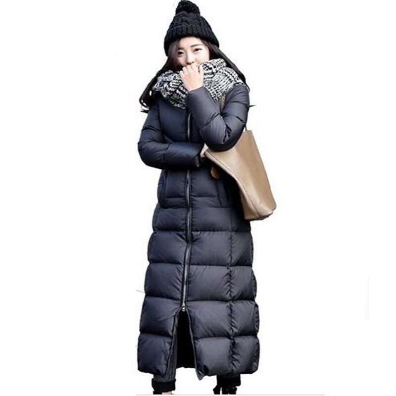 Long Black Down Coat Down Coat
