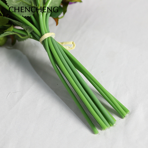 Image 5 - CHENCHENG ramo de flores artificiales rosas, 12 unidades por lote, boda, flor de seda Artificial, fiesta, hogar, Decoración, regalo de San Valentín