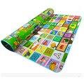 1.8*2.0 m tapete de espuma Bebê engatinhando pad tapete de piquenique ao ar livre mat criativo pad escalada criança jogo dos desenhos animados do bebê almofada de espessura 1 CM