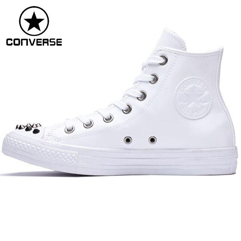 escompte élevé stylé Chaussures de skate en toile Converse