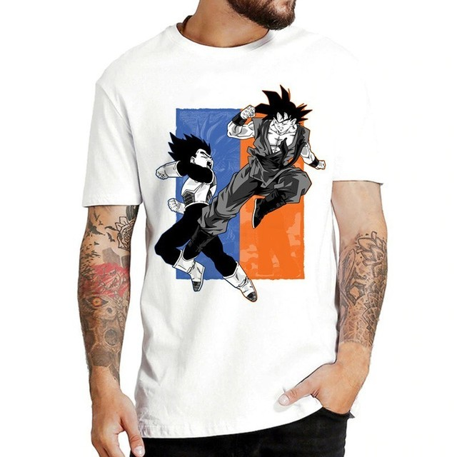 Dragon Ball Iconic Trendy Comical T-shirts
