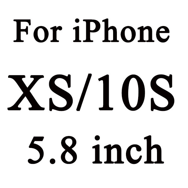 for iPhone XS 5.8