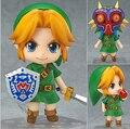 Горячая! НОВЫЙ 10 см Легенда О Zelda Link Majoras Маска РИСУНОК ТОЛЬКО Ограниченным Тиражом фигурку игрушки Рождественский подарок с оригинальная коробка