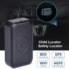 Hot Smallest Mini Anti-theft Real-time Tracking Voice Recorder Wifi GPS Tracker Locator For Kid Children Car Vehicle Motorcycle micro mini hidden gps locator anti lost tracker tyre desgin real time call positioning web app tracking for car vehicle children