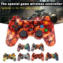 2.4GHz 6 colors Wireless Joystick Bluetooth Gamepad Controller For Playstation 3 PS3 Game Consoles Gaming Remote Control