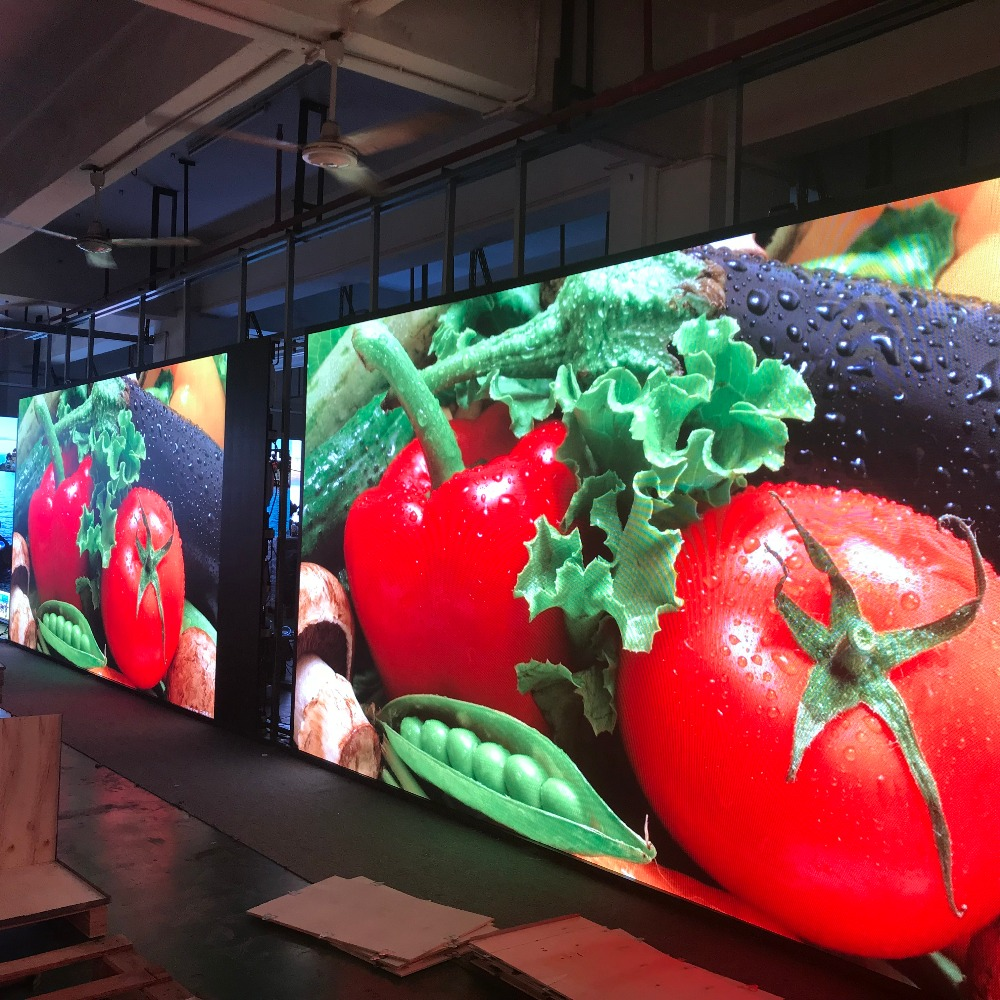 4K Small Pixel Led Screen P2.5 Indoor Full HD Led TV Panel Led Video Sign For Advertising, Movie Theater And Events
