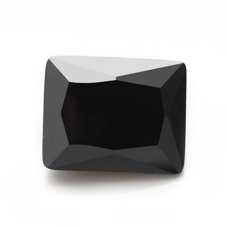 Купить размер 2x3 ~ 13x18 мм прямоугольный стеклянный камень белый