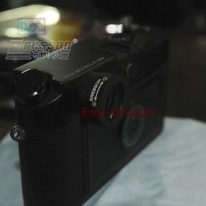 Image 2 - 1.1 1.6X Zoeker Vergrootglas Vergrootglas Oculair Oogschelp Verstelbare Zoom Dioptrie voor Leica M8 M8.2 M9 M9 P M E M240