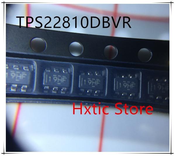 NEW 10PCS/LOT  TPS22810DBVR TPS22810DBVT TPS22810 MARKING HF19 SOT23-6 IC
