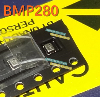 Free Shipping 100pcs/lot  BMP280 BMP-280 LGA8 NEW