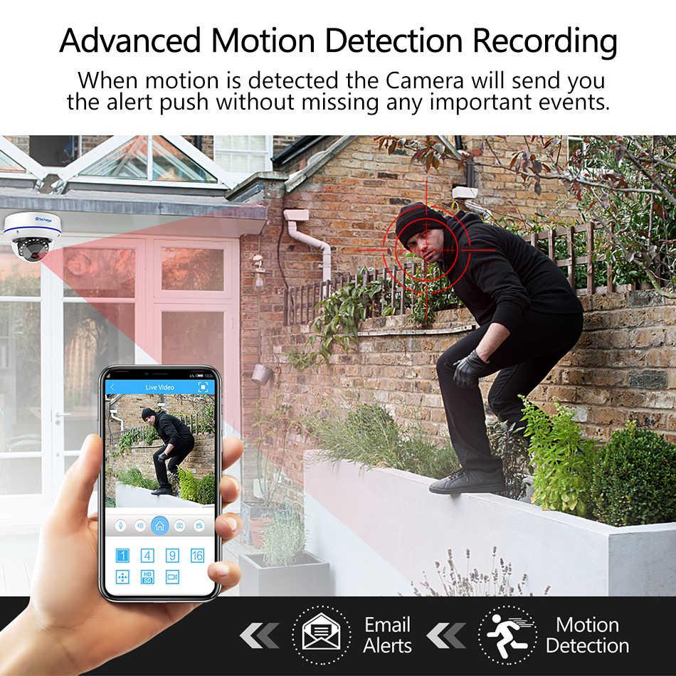 Techage 1080 P HD רשת IP מצלמה Onvif אבטחת בית CCTV וידאו מעקב 2.0MP P2P IR ראיית לילה Vandalproof IP מצלמות