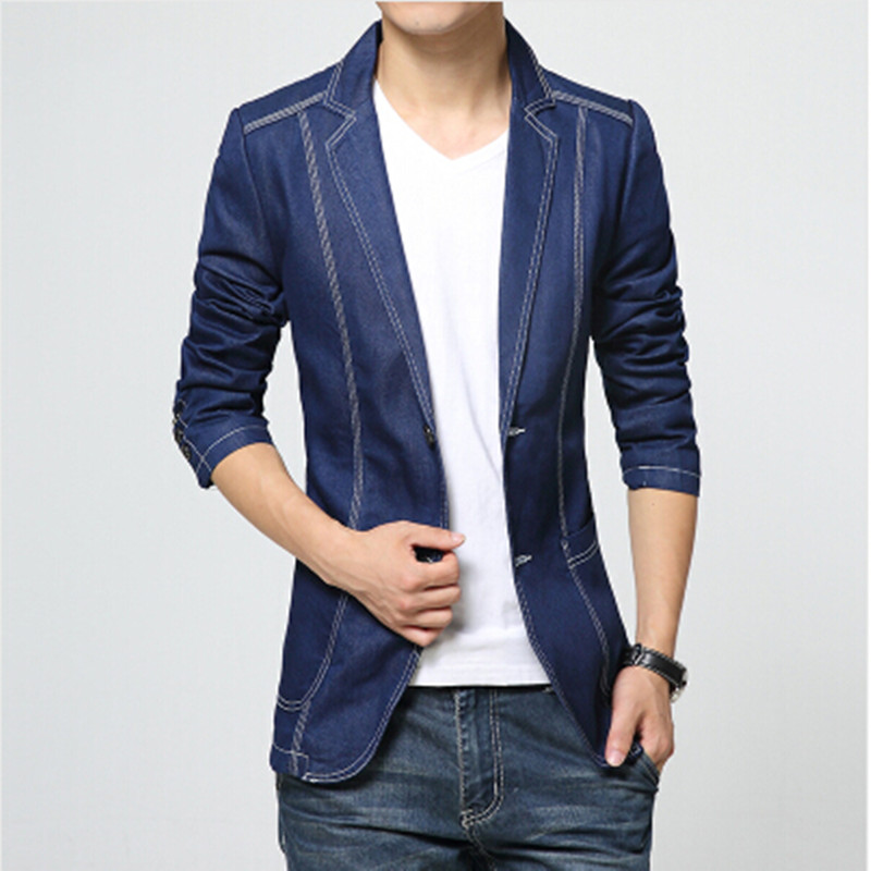 Casual Blazers For Men With Jeans   Fashion Ql