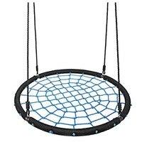 Comfortable Round Hammock for Outdoor Indoor Bedroom Children Swing Bed Hanging Chair