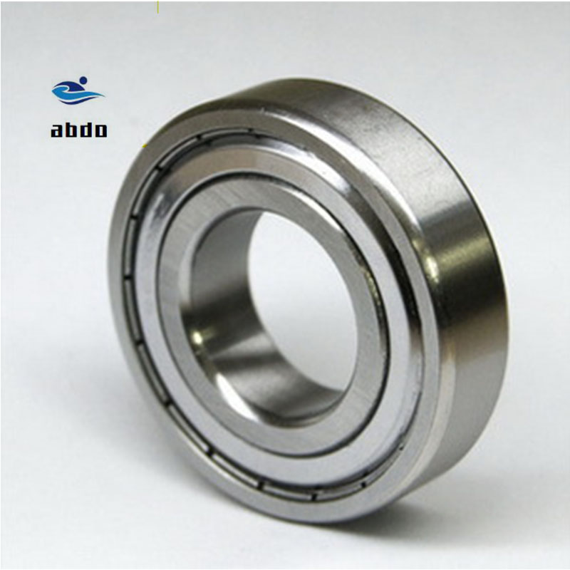 Set of 10 Premium Radial Ball Bearings 6201-Z Double Shielded