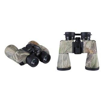 NANOO Military Night Vision 10X50 Binoculars zoom vision Waterproof Mini Portable Focus