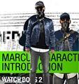 New Watch Dogs 2 Marcus Holloway Cosplay jacket Coat Hot Game Hoodie Casual Men Winter Warm Sweatshirt