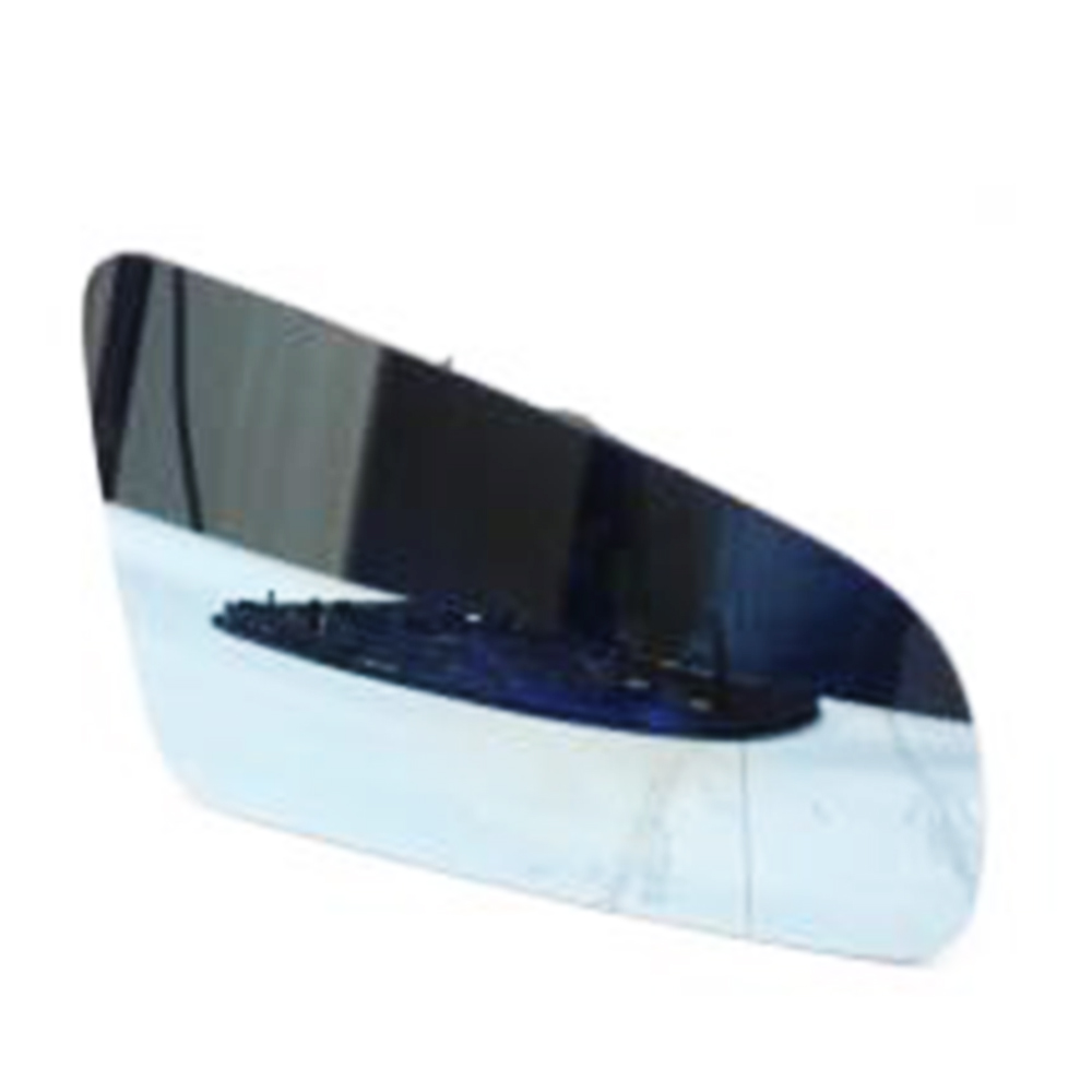 AUDI A4 2001-2008 CONVEX WING DOOR MIRROR REPLACEMENT GLASS LEFT HAND