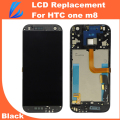 LL TRADER Tested New Replacement Repair Parts Touch Screen for HTC One M8 Lcd Display with Digitizer Assembly + Tools Free Ship
