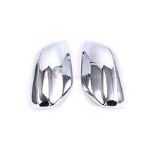 ABS Аксессуары для экстерьера автомобиля задний хвост Зеркала заднего вида отделкой 2 шт. для BMW 5 серии G30 2017 2018