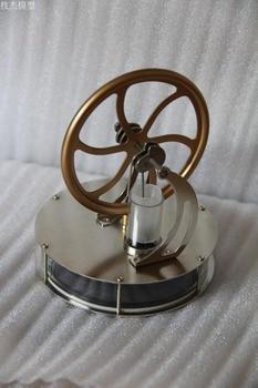 handmade experiment equipment Stirling engine Physics experiment equipment teaching instrument