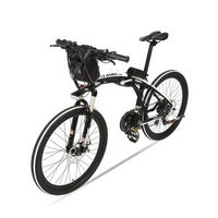 tb311106/Electric bike 26 inch lithium battery electric bicycle 36 / 48V adult electric vehicle electric car