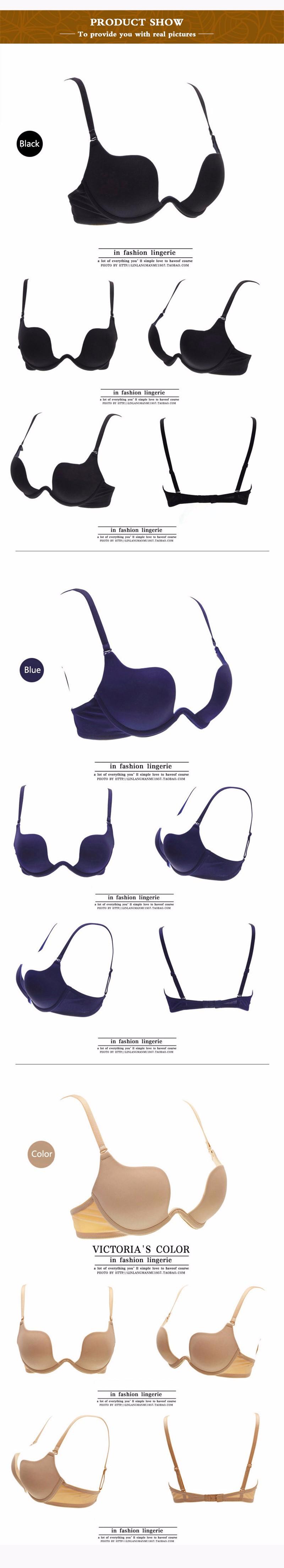 Multifunktsionaalsed rinnahoidjad – 7 värvi