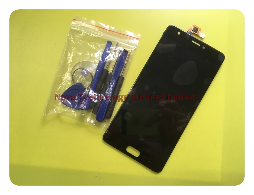 Wyieno Tested Digitizer Panel Replacement Parts For Infinix Note 4 Pro X571 Touch + LCD Display Screen Assembly + tracking