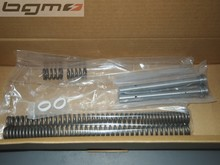 Motorcycle front shock absorber replacement reinforcement spring For yamaha nvx 155 aerox 155