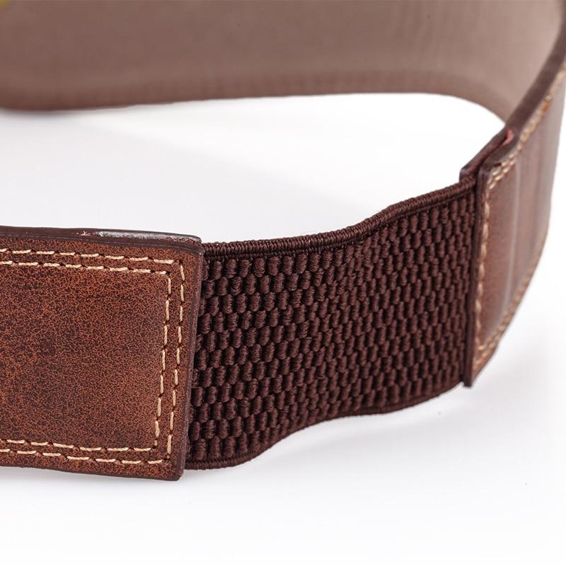 Art- und Weisedame-elastischer Bund-Gurt-weibliche - Bekleidungszubehör - Foto 3