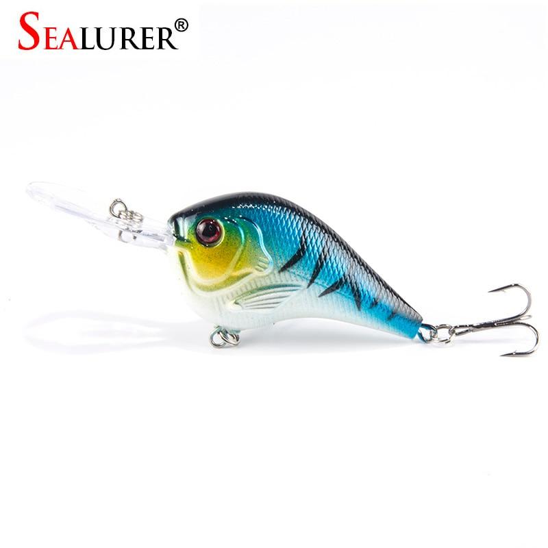 Fishing Lure 9.5cm 11g Hard Plastic Deep Swimming Crankbait  Wobblers - Fishing - Photo 5