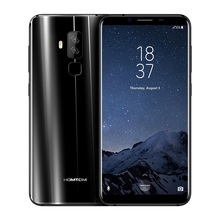 HOMTOM S8 4G Smartphone 1.5GHz Octa Core 5.7 Inch MTK6750T Smart Gesture Finger Scanner 4GB RAM 64GB ROM 16.0MP 5.0MP Cell Phone