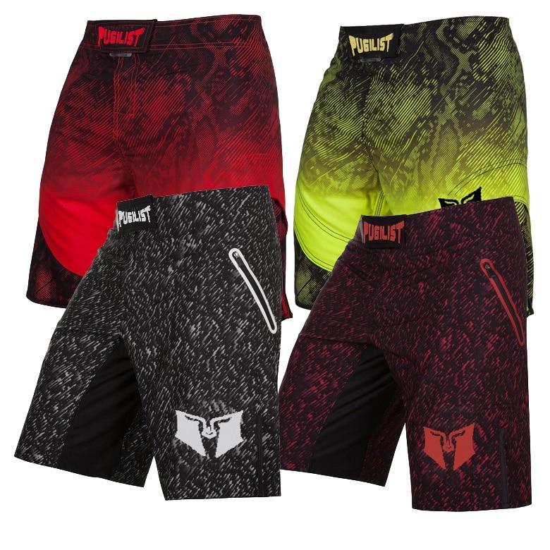 muay thai shorts MMA Shorts MM melt series combat pants fitness training Thai boxing shorts boxing wear Boxing Trunks