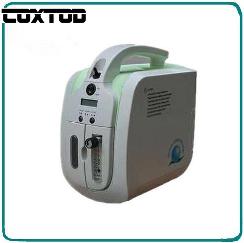 COXTOD FDA CE Approved Car Use Oxygen Concentrator/Generator 110V-240V DC12V Car Adapter Portable Oxygen Machine Home Use JAY-1 medical oxygen concentrator for respiratory diseases 110v 220v oxygen generator copd oxygen supplying machine