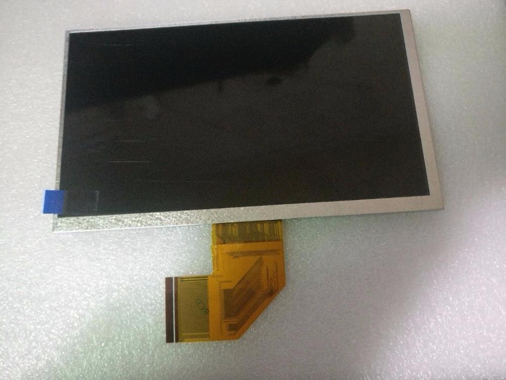 7 Inch Compatible 50pin SQ070FPCC250RI-01 MF0701685023B FPC70050C-CPT LCD Display Screen