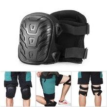 Professionelle Knie Protector Pads Sportswear Sicherheit Schutz Sport Einstellen Langlebig Komfortabel Gartenarbeit Knie Protector Pads