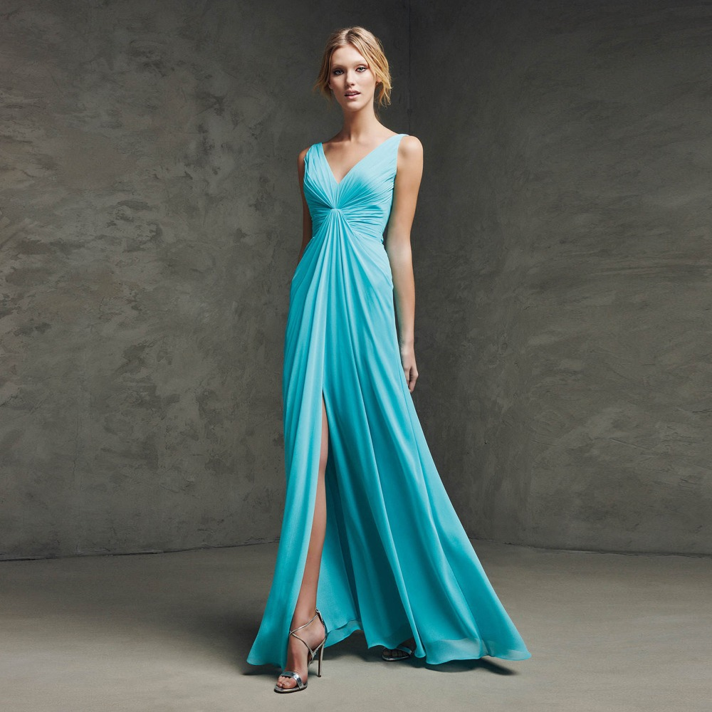 Compare Prices on Blue Elegant Evening Dress- Online Shopping/Buy ...
