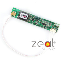 Universal CCFL LCD Backlight Inverter Board 1 Lamp 2pins 3 5mm For Laptop Monitor LCD Screen