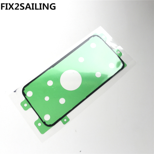 FIX2SAILING Double Sided Battery Back Frame Adhesive Sticker Tape For Samsung Galaxy S7 SM-G930A SM-G930F G930V G930T