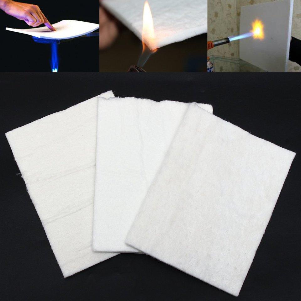 Super Light Silica Aerogel Insulation Hydrophobic Mat Lightest Solid ESXI