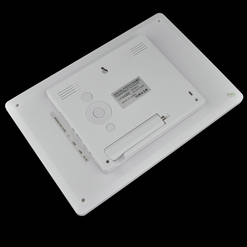 10 pulgadas TFT retroiluminación LED HD marco Digital de fotos ...
