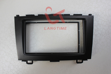 Free shipping-car refitting dvd frame/dvd panel/audio frame for 08-11 Honda CRV,2DIN