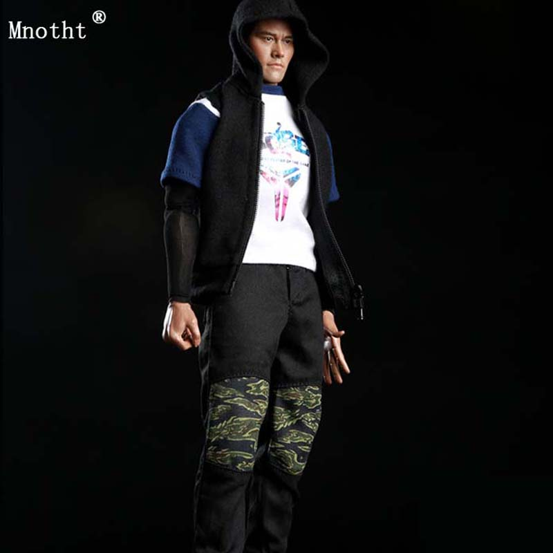 """Sweater Outfits Tops For 1//6 Scale Male 12/"""" Action Figure 1:6 Model HT etc Toy"""