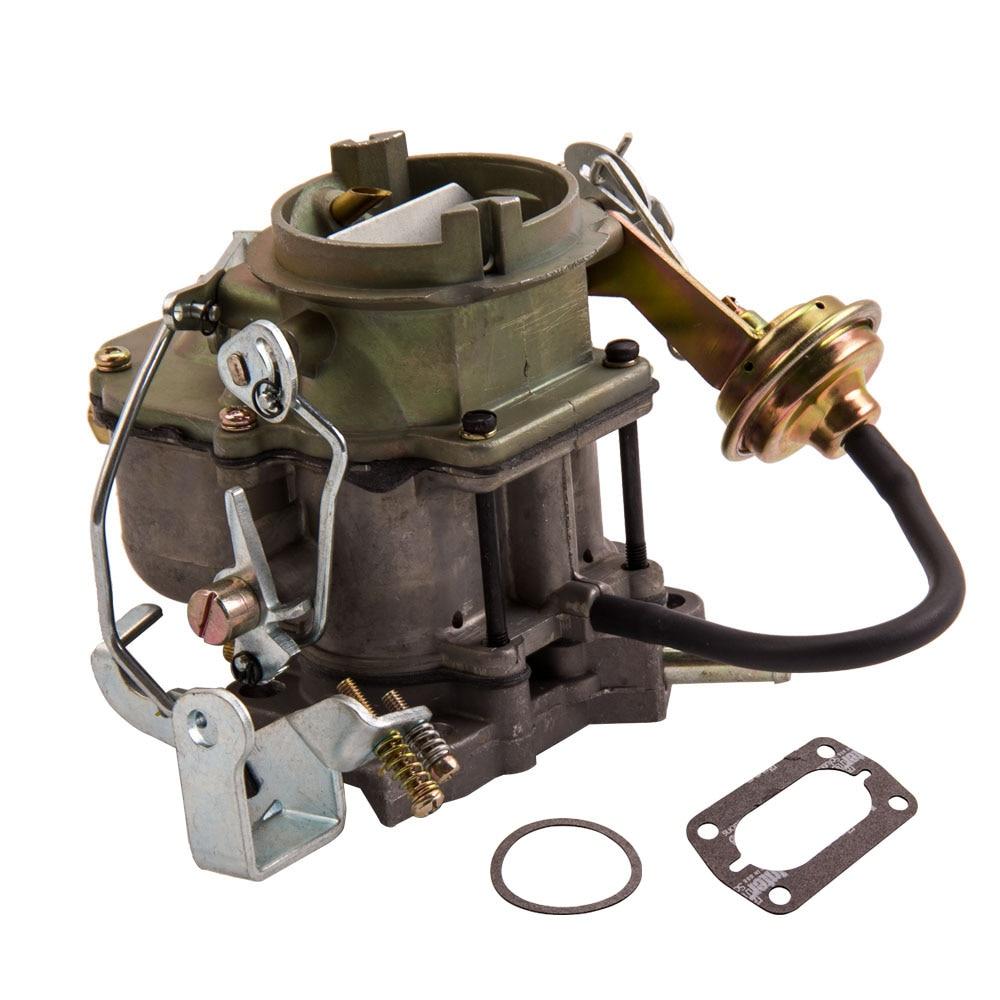 US $63 99 19% OFF 2 Barrel Carb Carburetor for Dodge Chrysler 318 Engine 2  Barrel V8 5 2L 1967 1980 6CIL Engine-in Carburetors from Automobiles &