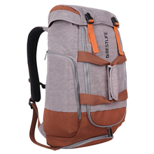 Large Capacity Explorer Mountaineering Rucksack Bag Canvas Luggage Travel Bags Waterproof Laptop Backpack For Men Women Teenager