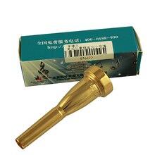 Pesada americana Boquilla de Trompeta de Oro Placa 3C/5C/7C Trompeta Accesorios Envío Gratis